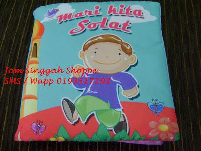 Softbook Islamic - Mari Kita Solat