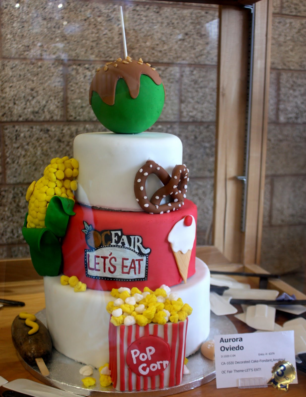 Heres A Taste Of Some The Incredible Creations Made For Cake Design Competition
