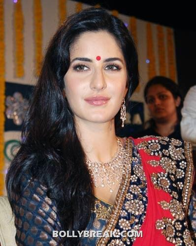 Katrina kaif traditonal indian look - (3) -  Katrina kaif photos