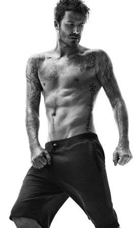 David Beckham H&M Bodywear otoño invierno 2014
