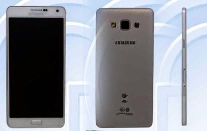 Smartphone Samsung Galaxy A7 Tertipis di Dunia