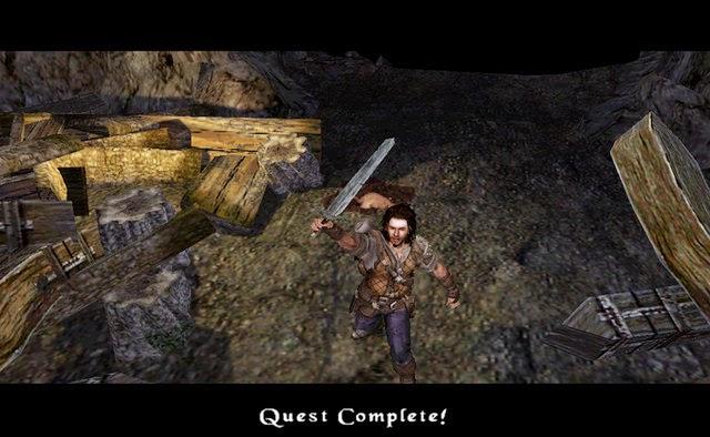 The Bard's Tale Screenshot5