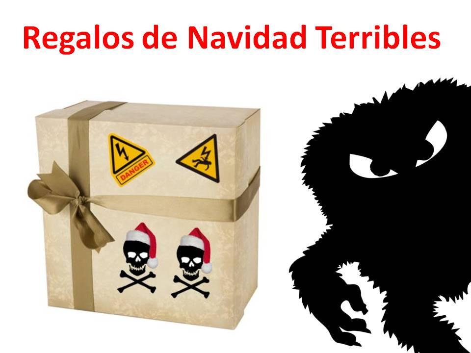 Mundo fili broma para ni os con regalos terribles de navidad - Regalos padres navidad ...