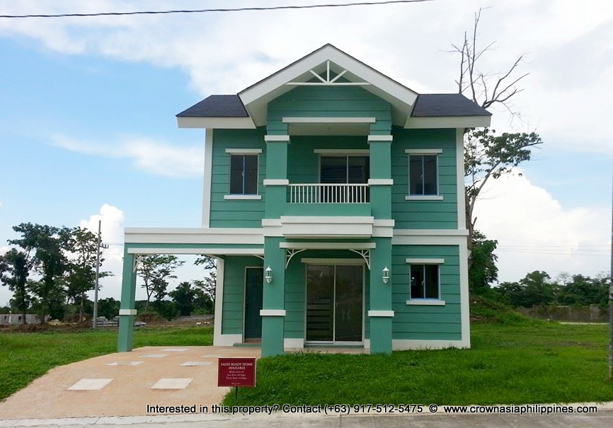 Crown asia philippines augustine grove sapphire house - Four double cavite ...
