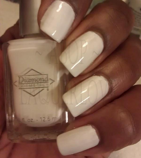 ANOTHER Bottle of Polish?!: Diamond Cosmetics - White, Salon Perfect ...