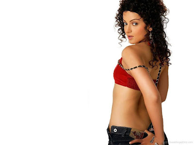 Kangna Ranaut Wallpaper in Rascals