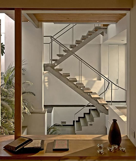 Modern Home Stairs Design