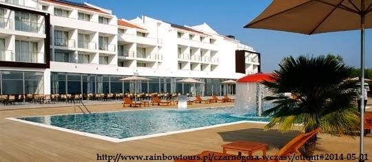 Hotel Otrant Beach - Ulcinj