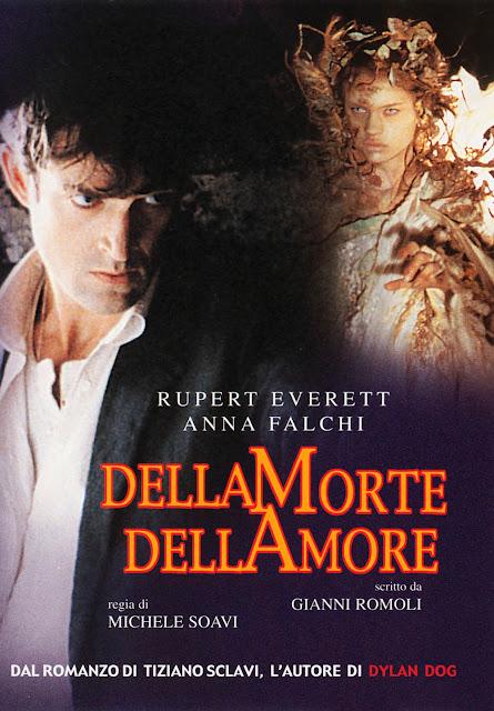 Dellamorte Dellamore recensione poster