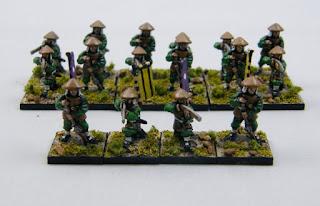 15mm Samurai