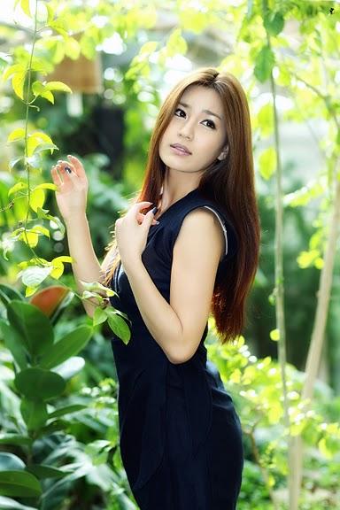 Park Si Hyun- Korea Model - Girls Idols Wallpapers and
