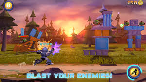 Download Game Gratis: Angry Birds Transformers 1.5.18 Android APK