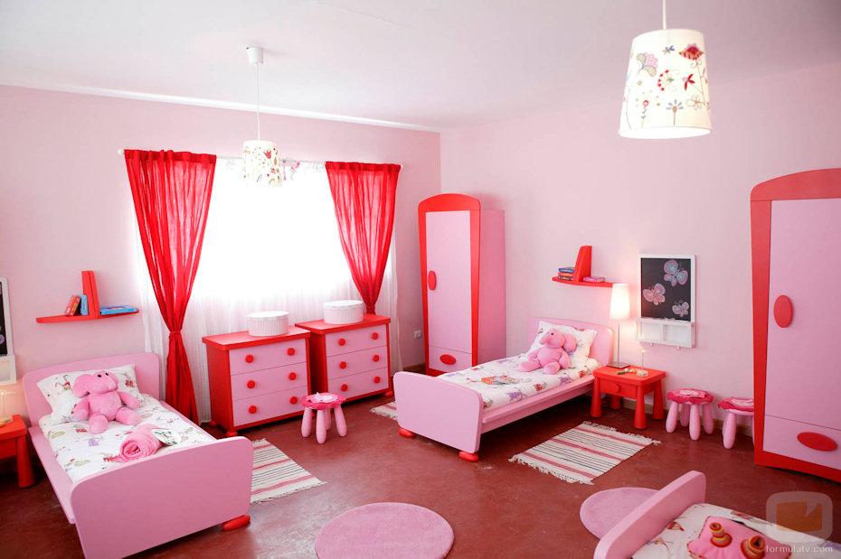 El rincon de las artesanias decoracion de habitaciones - Cuartos infantiles decoracion ...