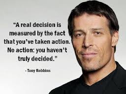 A Real Decision