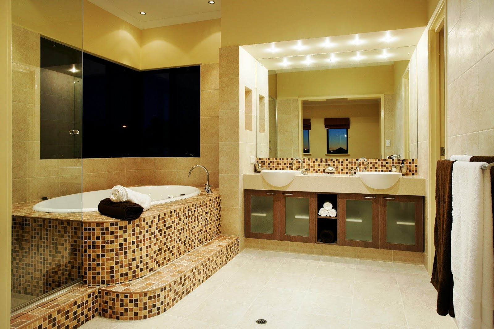 Home Interior Design Ideas Bathroom