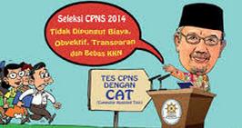 Lowongan CPNS Di Instansi Pusat Dan Daerah 2014