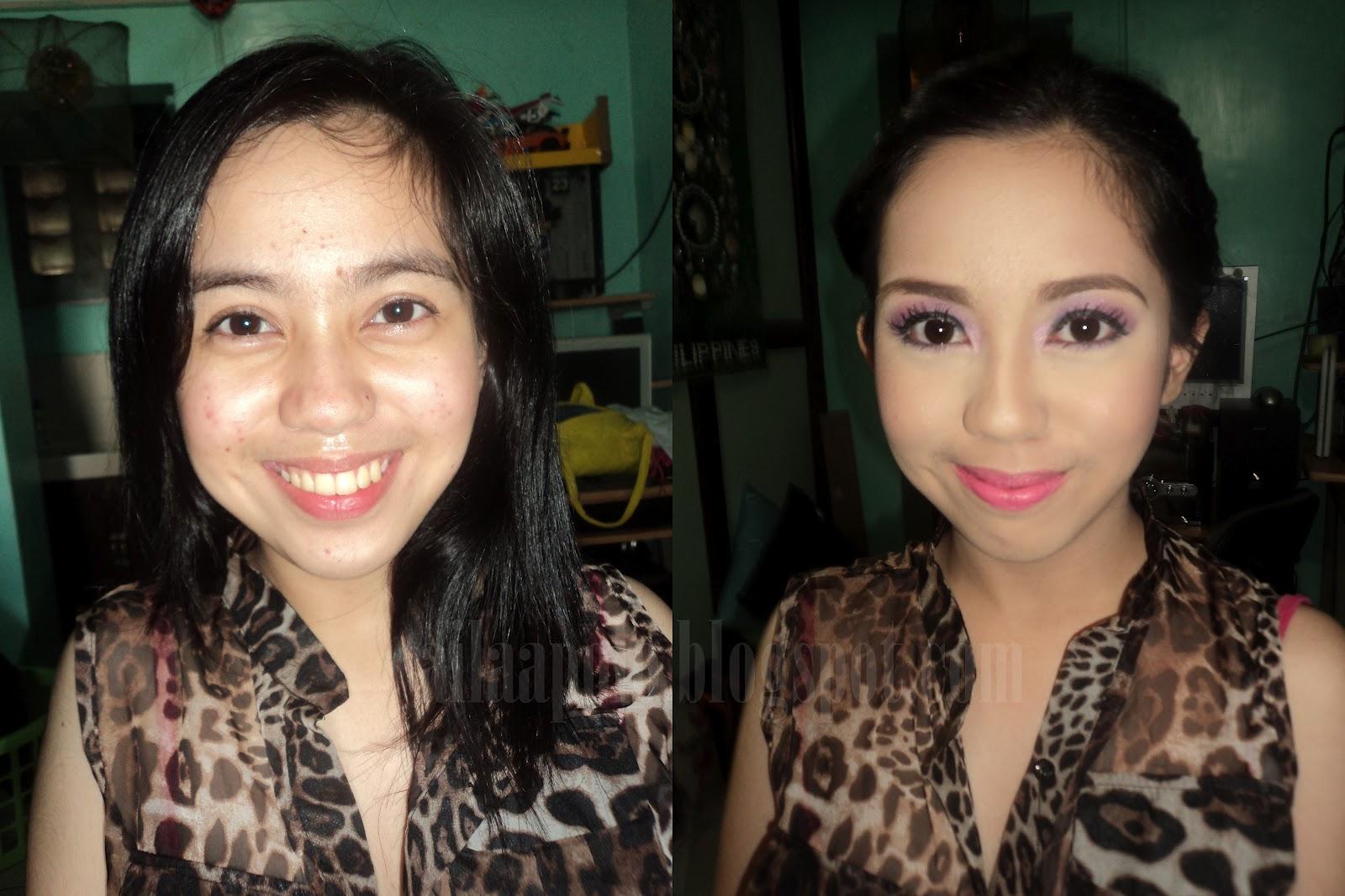 Makeup And My World Prom Princess Yeyn
