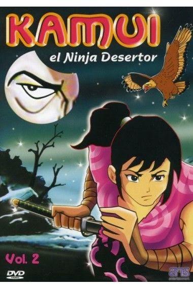 Kamui el Ninja Desertor Serie Completa Latino
