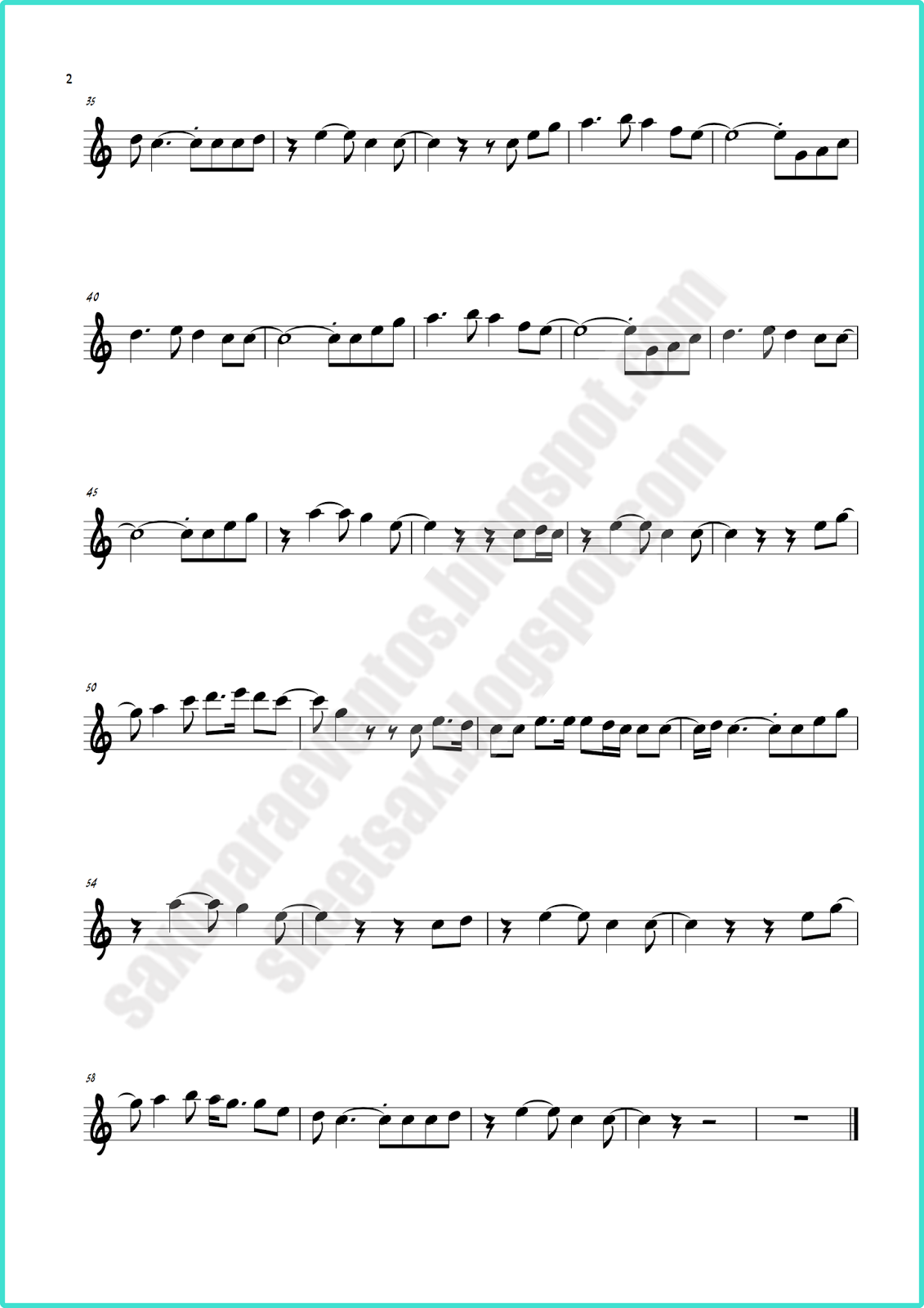 Stay With Me Sam Smith Piano Sheet Music