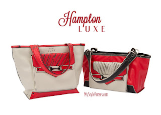 Miche Hampton Luxe Collection available at MyStylePurses.com