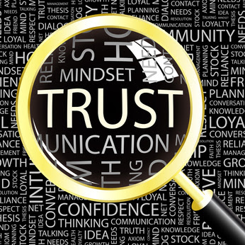 On Communication, Trust and Choices