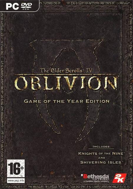 The Elder Scrolls IV Oblivion Game of the Year Edition PC Full Español