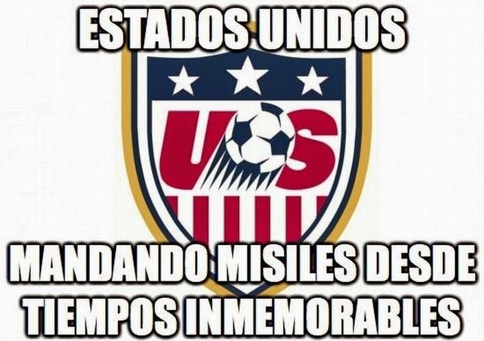 Los Mejores Memes del Encuentro Portugal Estados Unidos, Mundial Brasil 2014