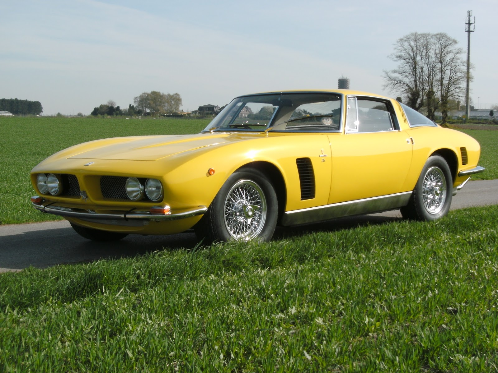 update 2 iso grifo for sale ex mike hailwood and beatles magical mystery tour