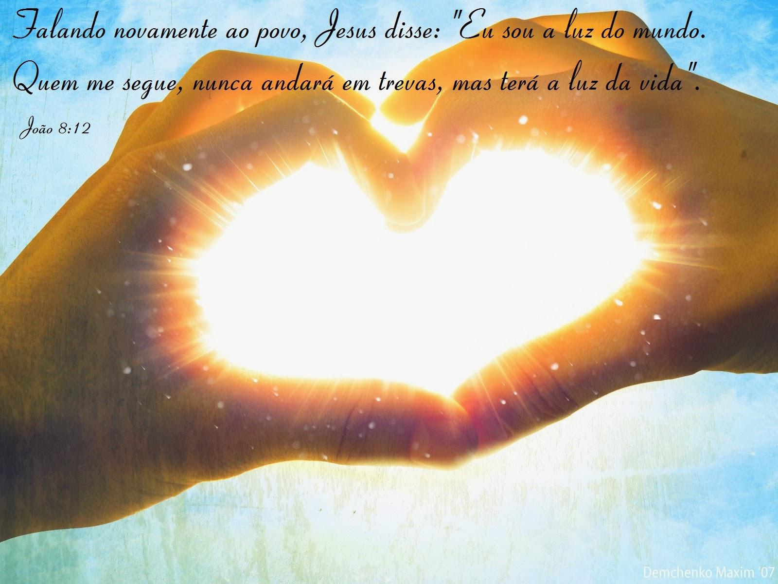 """""""Vem, Espírito Santo, traz luz ao meu coração!"""""""