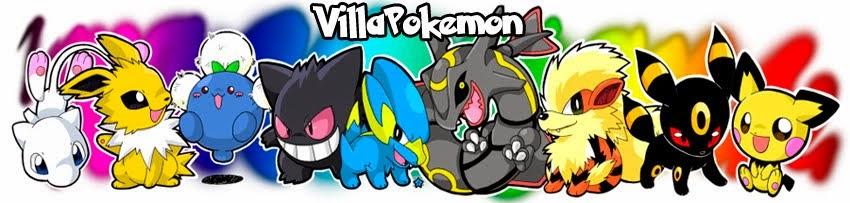 La Villa de los Pokémon