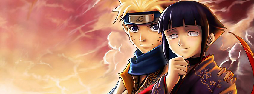 Tải ảnh bìa Naruto đẹp chất nhất cho Facebook