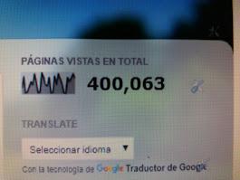 400.000 GRACIAS!!!!