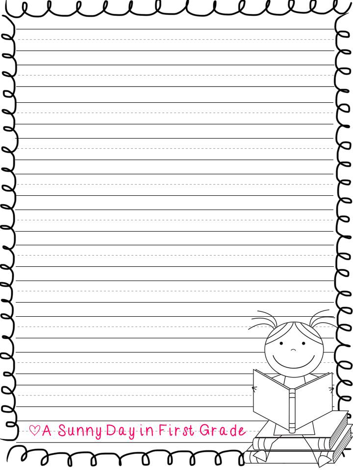 2nd grade writing paper with picture box Buy school specialty handwriting paper - 1 and it's definitely helped make his writing more legible paper is a first and second grade combined classroom.