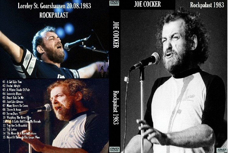 Joe Cocker - Rockpalast Live In Loreley 1983 DVDRIP.