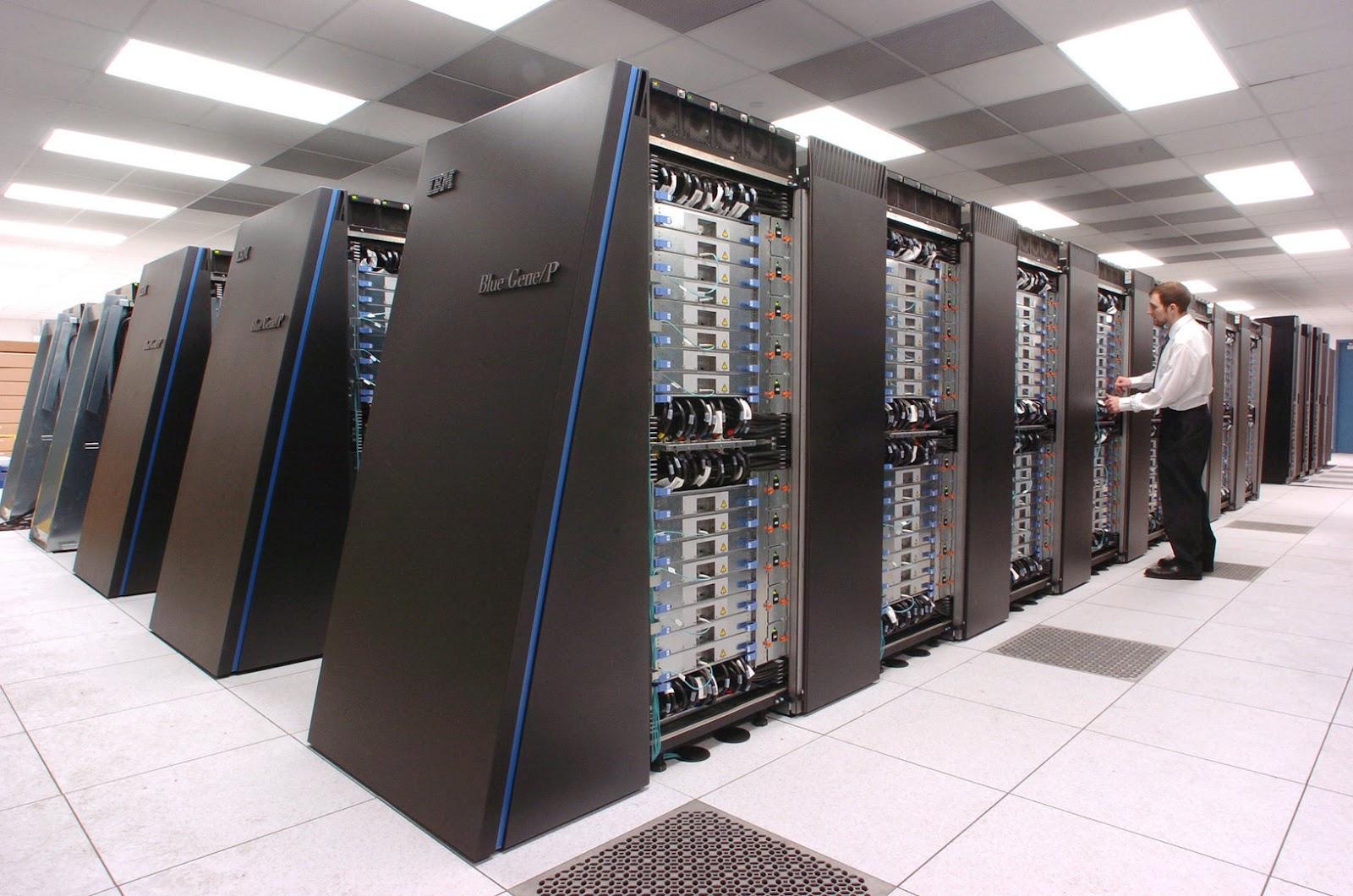Um supercomputador para simular o cérebro humano