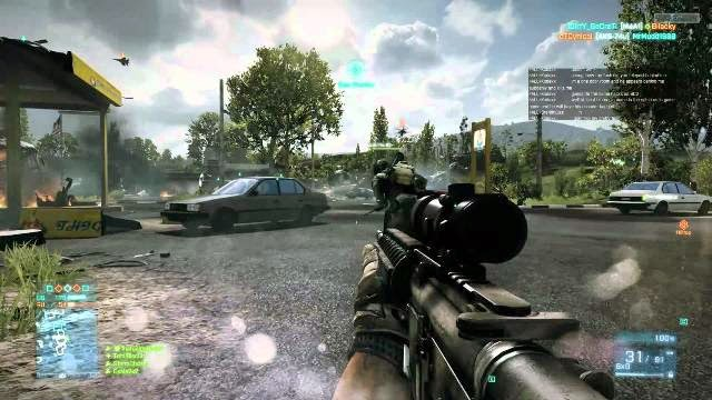 Battlefield 3 PC Games for windows