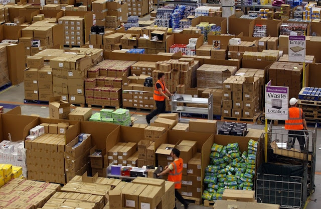 Largest Amazon Largest Amazon Warehouses