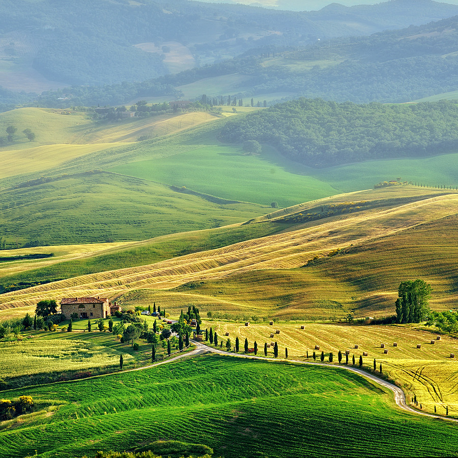 Surprising places toscana europe ideal destination for On landscape