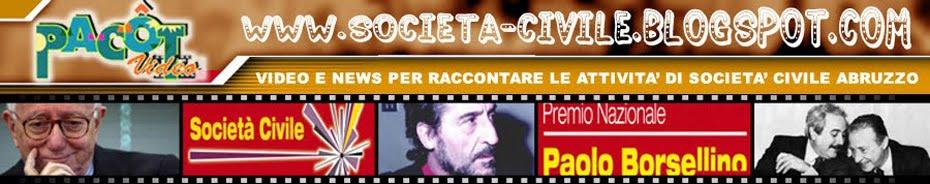 Video e News di Società Civile Abruzzo