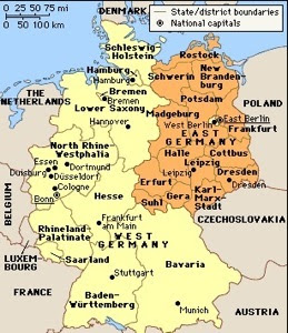 Wulffs Blog 1998 Eastern Germany Part I Berlin Brandenburg
