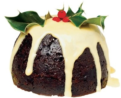 Figgy pudding - Christmas pudding