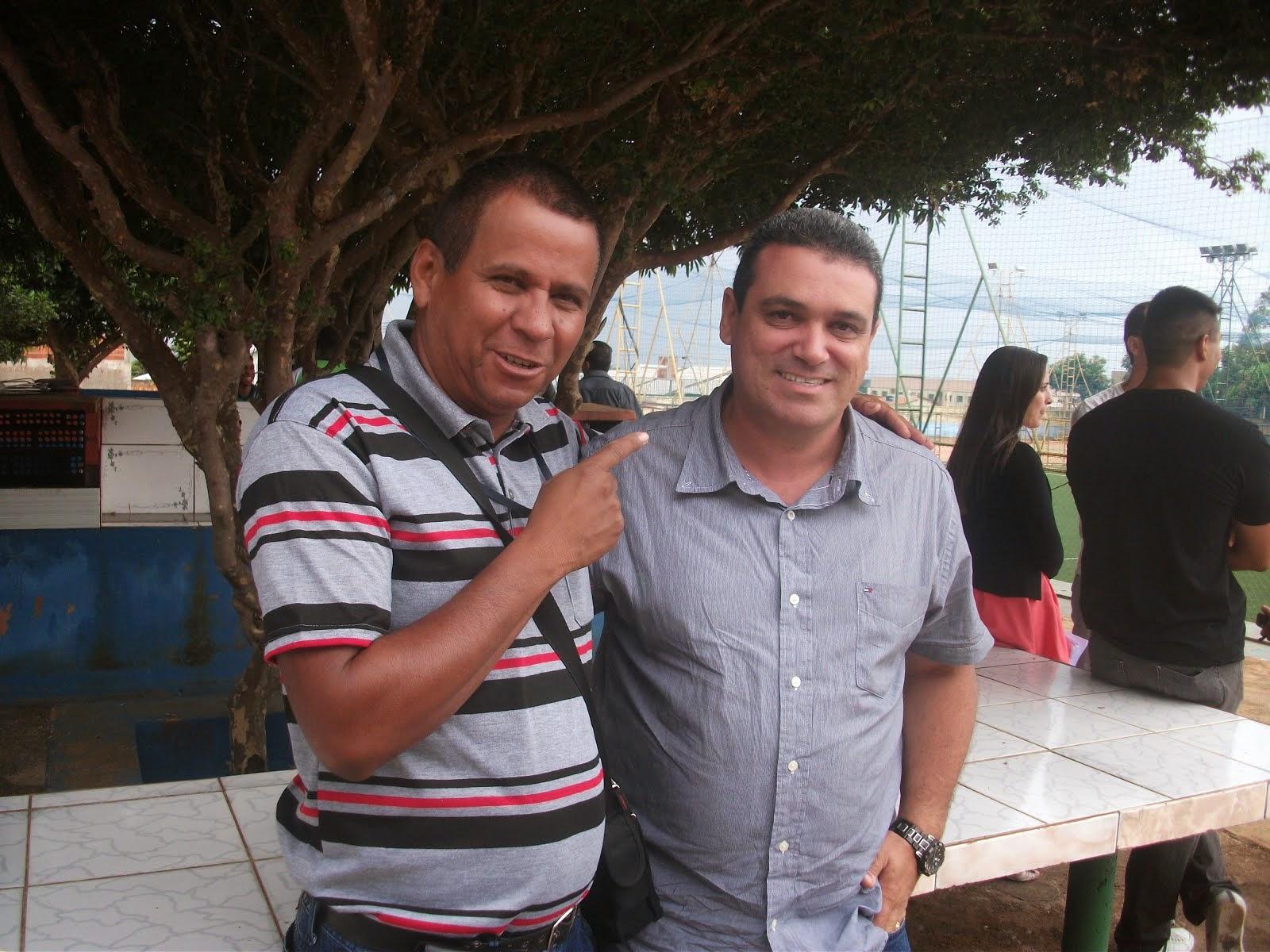 Secretario Otavio Rodrigues da Habitação declarou ao repórter Catireiro que esta com seu nome