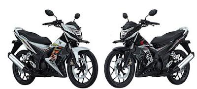 Spesifikasi Motor Honda Terbaru Sonic 150R