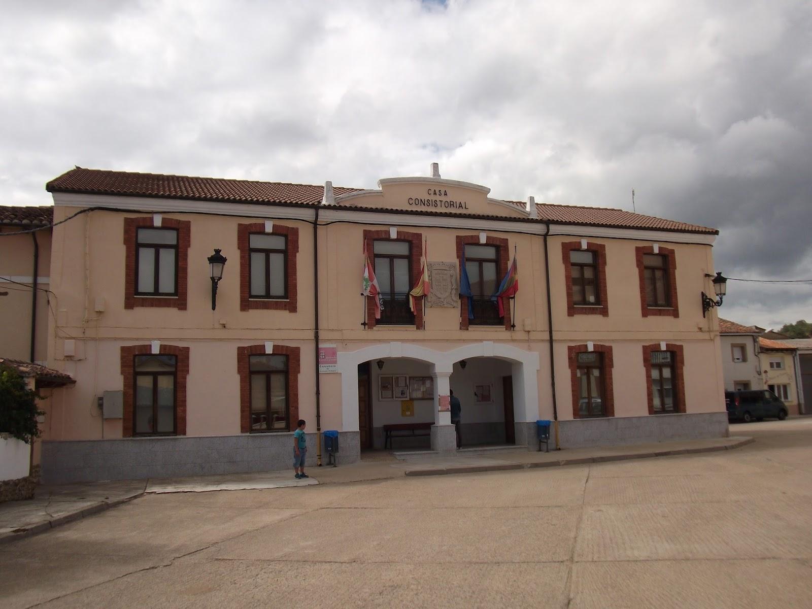 prohibido charla salida cerca de Burgos