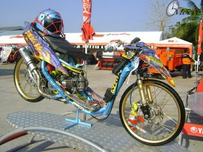 mio racing look modif
