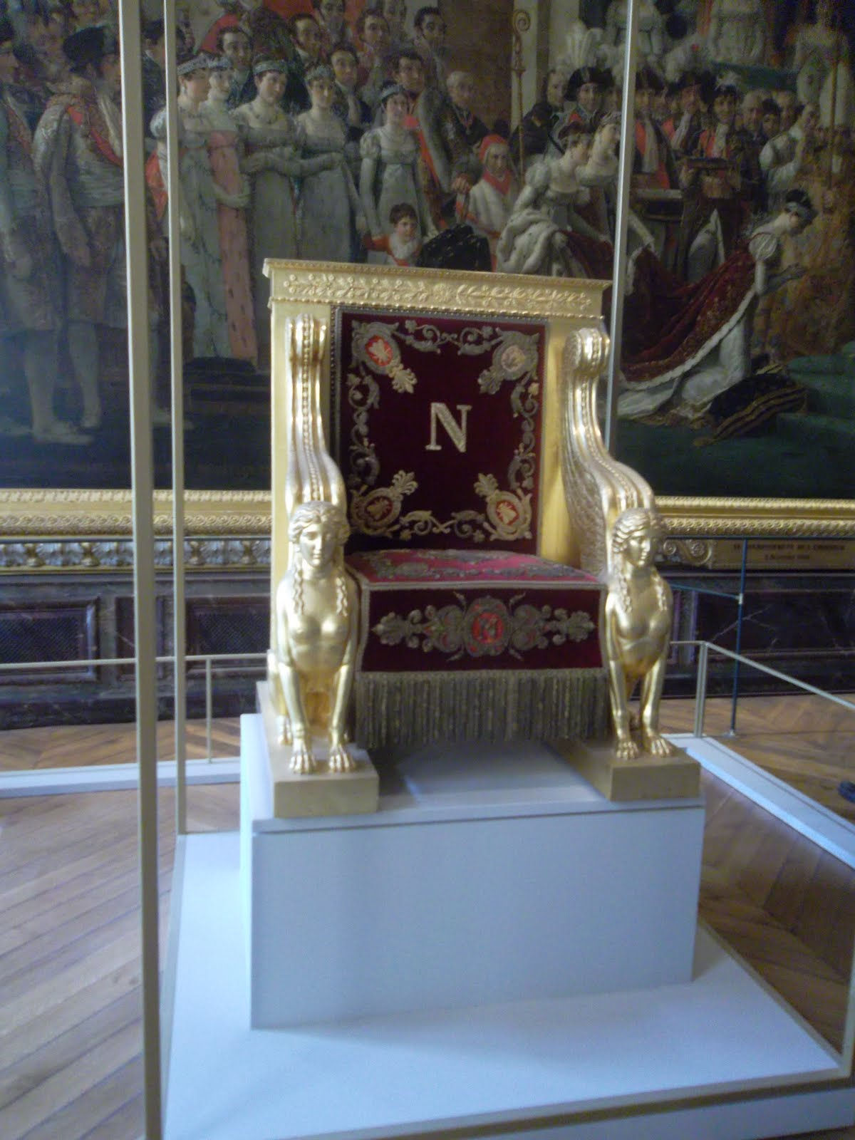 Western Front 2011 Napoleon s Chair
