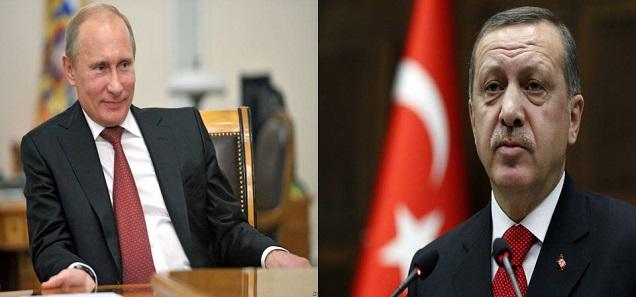 قرار عاجل الآن من بوتين بعد إسقاط تركيا للطائرة الحربية الروسية