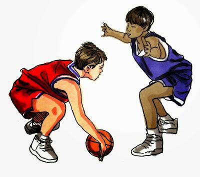 Αγώνας διαμερισμάτων (B΄-Α΄) αγοριών την Κυριακή στο Βυζαντινό (08.30)
