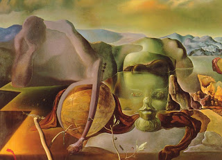 The Endless Enigma - Salvador Dalí