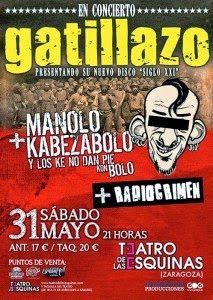 Manolo Kabezabolo directo